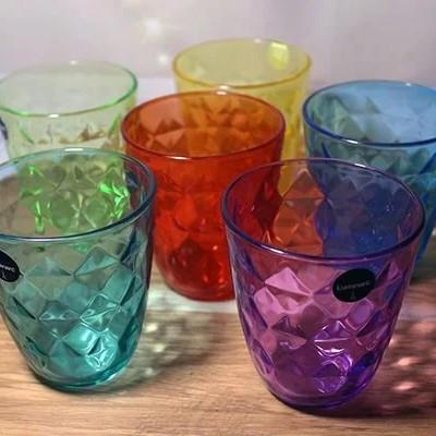 """Набор разноцветных стаканов Luminarc """"Diamond Colorlicius"""" 310 мл 6шт (P7131)"""