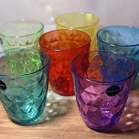 """Набор разноцветных стаканов Luminarc """"Diamond Colorlicius"""" 310 мл 6шт (P7131), фото 1"""