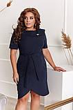 Ошатне жіноче плаття,розміри:50,52,54,56., фото 2