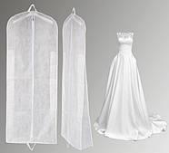 Чехлы для хранения объемных вещей, свадебных, вечерних платьев