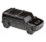 Подарочный набор Hummer (Хаммер) черный, 5 предметов, фото 3