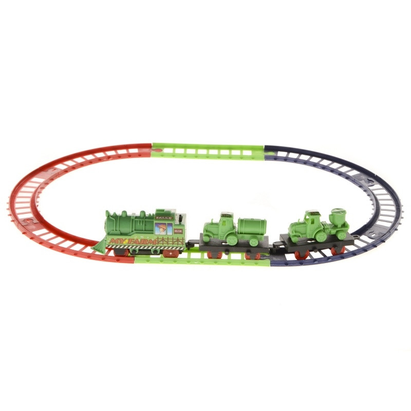 Железная дорога фермеры для детей IM60B