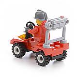 Конструктор пожарные квадроцикл IM465, фото 2