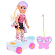 Кукла танцующая скейтборд ID3