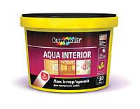 Лак интерьерный AQUA INTERIOR 3л глянц.
