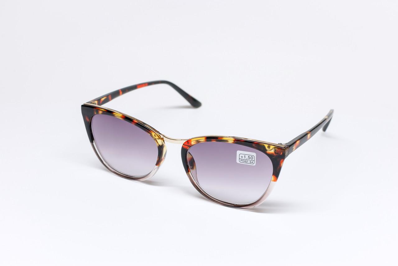 Оригінальні жіночі окуляри для зору (НМ 2001-тон-т)