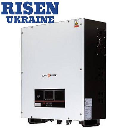 Мережевий інвертор LogicPower LP-SI-20kW (20 кВт 3 фази), фото 2