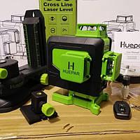 Лазерный уровень Huepar 4D 904DG, фото 1