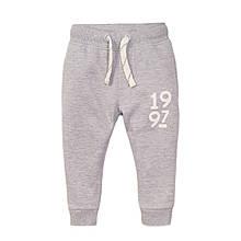 Спортивные детские штаны для мальчиков 1-3 года,  80-86 см