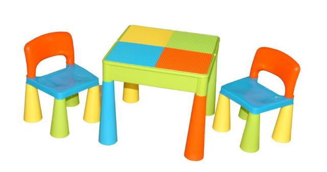 Столи і стільці Tega Baby