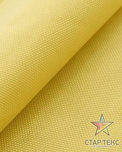 Палаточная ткань Оксфорд 210GSM 600D желтый