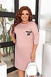 Женское нарядное платье,размеры:50,52,54,56., фото 3