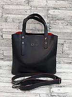 Женская стильная сумка Диор