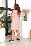 Женское нарядное платье,размеры:50,52,54,56., фото 8