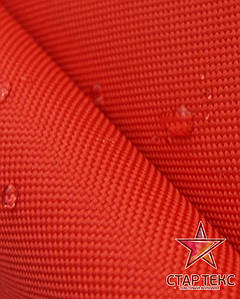 Палаточная ткань Оксфорд 210GSM 600D красный