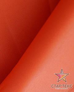 Палаточная ткань Оксфорд 210GSM 600D оранжевый