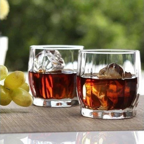 Набор низких универсальных стаканов Pasabahce Данс 270 мл 6 шт. (42865)