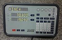 УЦИ СS 5500-2 Precizika Metrology Устройство цифровой индикации ARCS для станка 2 оси координаты