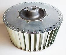 Рабочее колесо воздушного центробежного вентилятора 250х115. Крыльчатка для центробежного вентилятора, фото 3