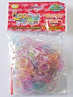 Гумки для плетіння браслетів Loom twister (3) 300шт