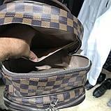 Брендовый рюкзак Louis Vuitton M118 коричневый, фото 5