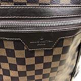 Брендовый рюкзак Louis Vuitton M118 коричневый, фото 2