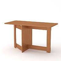 Стол-книжка раскладной. Стол книжка 6 компанит. СТОЛ-КНИЖКА-6 ш: 600 мм. в: 716 мм г: 800 мм