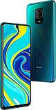 Смартфон Xiaomi Redmi Note 9S 4/64Gb Aurora Blue [Global] (M2003J6A1G) EAN/UPC: 6941059640431, фото 6