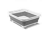 Чудо-сушилка трансформер (складная) для сушки посуды и кухонных приборов (люкс качество), фото 5