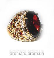 Кольцо с камнями Сваровски 1112 (17 р.)