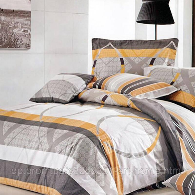 Комплект постельного белья семейный Elway 5034 Eternity