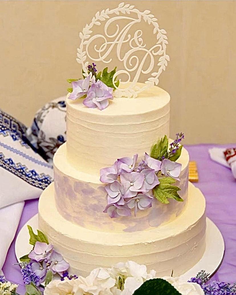 Топпер инициалы на свадебный торт   Индивидуальный топпер на свадьбу   Инициалы на торт