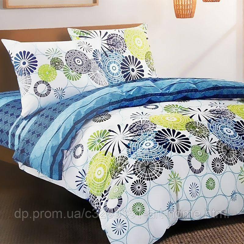 Комплект постельного белья семейный Elway 5052 Summertime