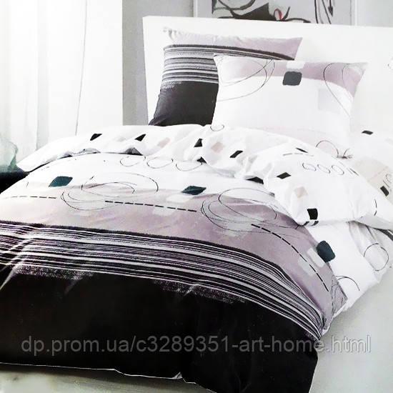 Комплект постельного белья полуторный Elway 5040 Abstraction