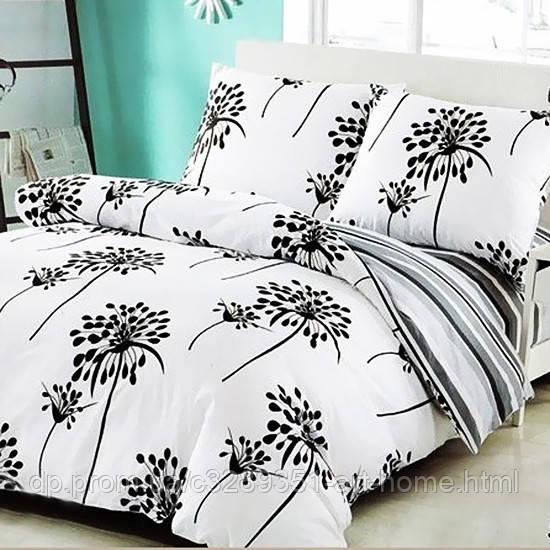 Комплект постельного белья семейный Elway 5001 Nature
