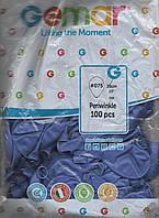 Куля повітряна барвінок пастель Gemar 10 дюймів 26 см