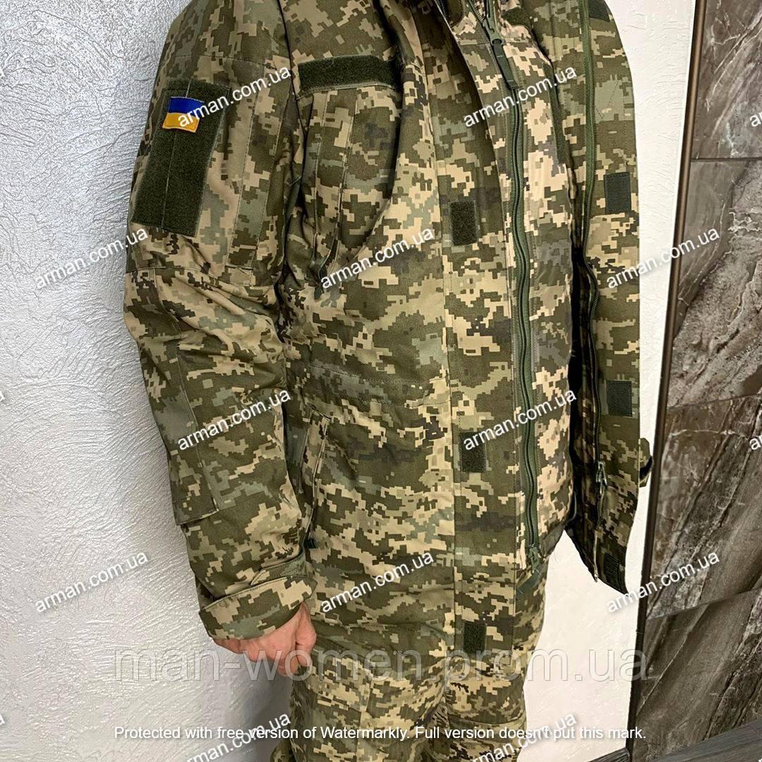 Зимова куртка ВСУ ГОСТ. ММ-14. 100% точна копія статутний! Відповідає ТУ МОУ!