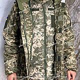 Зимова куртка ВСУ ГОСТ. ММ-14. 100% точна копія статутний! Відповідає ТУ МОУ!, фото 5