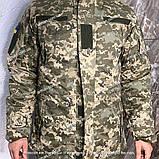 Зимова куртка ВСУ ГОСТ. ММ-14. 100% точна копія статутний! Відповідає ТУ МОУ!, фото 6