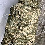 Зимова куртка ВСУ ГОСТ. ММ-14. 100% точна копія статутний! Відповідає ТУ МОУ!, фото 9
