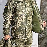 Зимова куртка ВСУ ГОСТ. ММ-14. 100% точна копія статутний! Відповідає ТУ МОУ!, фото 10