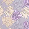 Фиолетово-золотые листья (Двуспальный), фото 2