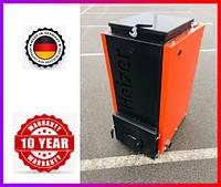 Твердотопливный котел шахтного типа Heizer 10 кВт (Холмова)