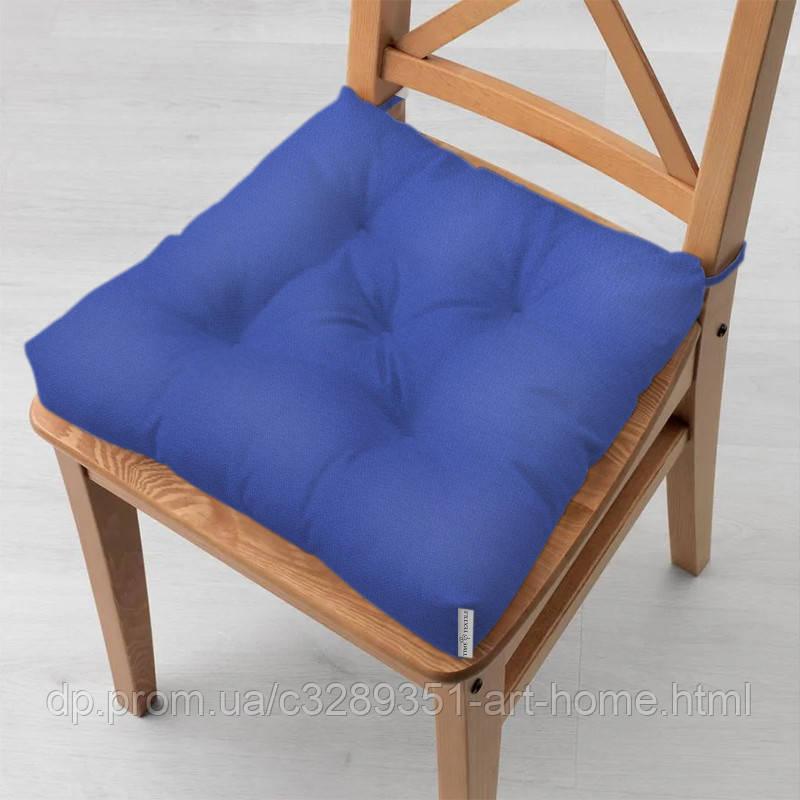 Подушка на стул 40x40 см Kanzas Bluette
