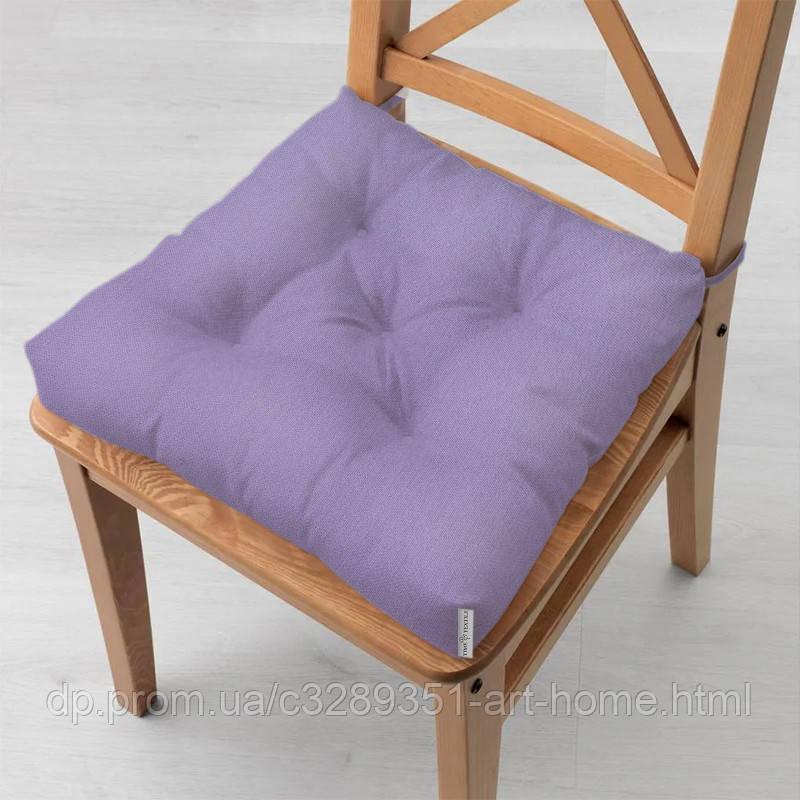 Подушка на стул 40x40 см Kanzas Lavender