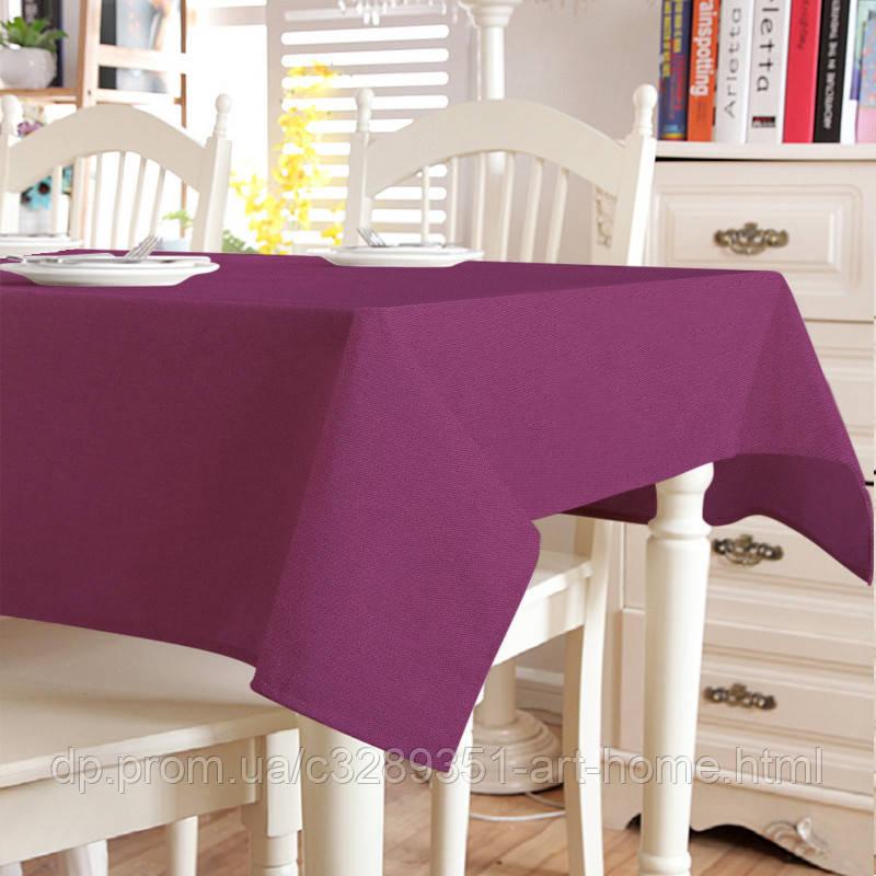 Скатерть Kanzas Purple     100x140