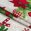 Новогодняя наволочка Poinsettia, фото 3