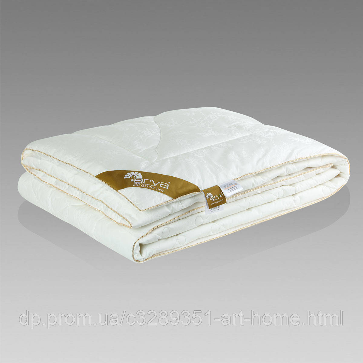 Одеяло полуторное 155х215 см Bamboo-Kun Exclusive Line Arya AR-TR1001149