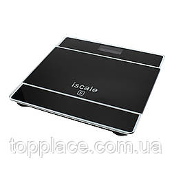 Весы напольные Iscale S 4360, Black