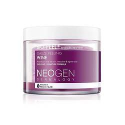 Тришарові пілінг-диски з вином Neogen Dermalogy Bio Peel Gauze Peeling Wine 200 ml